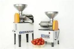 دستگاه آبگیری صنعتی گوجه فرنگی