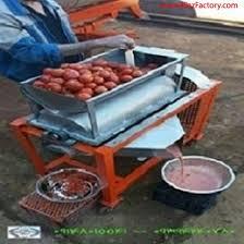نمایندگی انواع مدل دستگاه آبگیری گوجه فرنگی